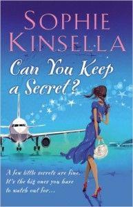 Can You Keep A Secret Novel Pdf