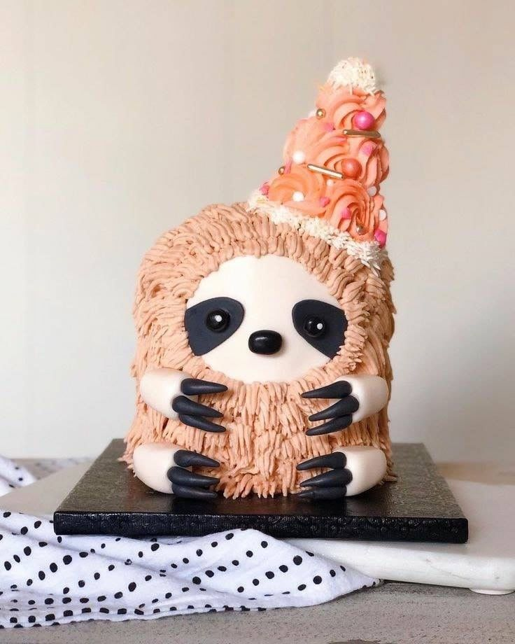 Pin by bailey payne on sloth birthday parties in 2020