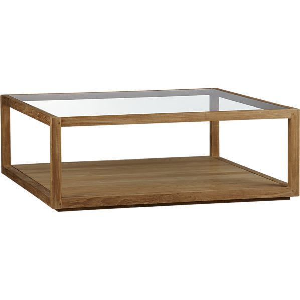 The Glass Top Coffee Table For A Perfect Modern Accent Coffee