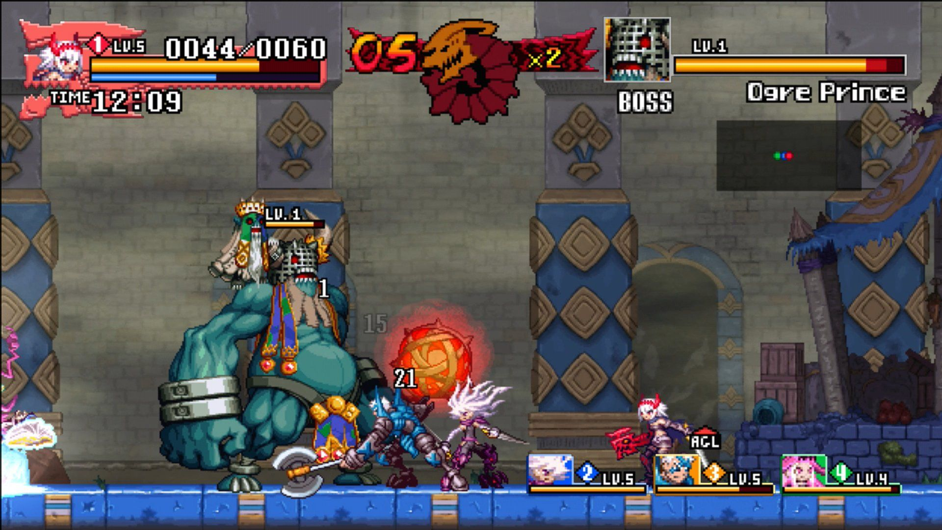 Announcing The Log Rpg  >> Side Scrolling Action Rpg Dragon Marked For Death Announced For