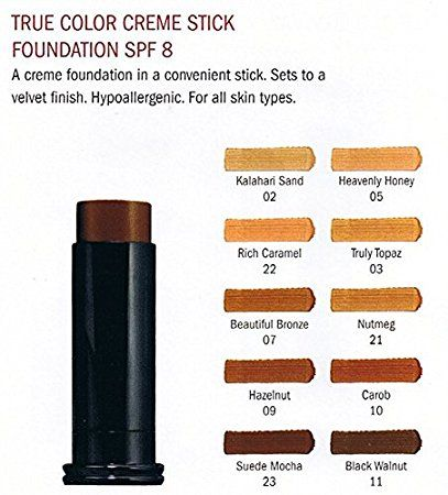 Black Opal Foundation Stick Shade Nutmeg Almost Impossible To Set