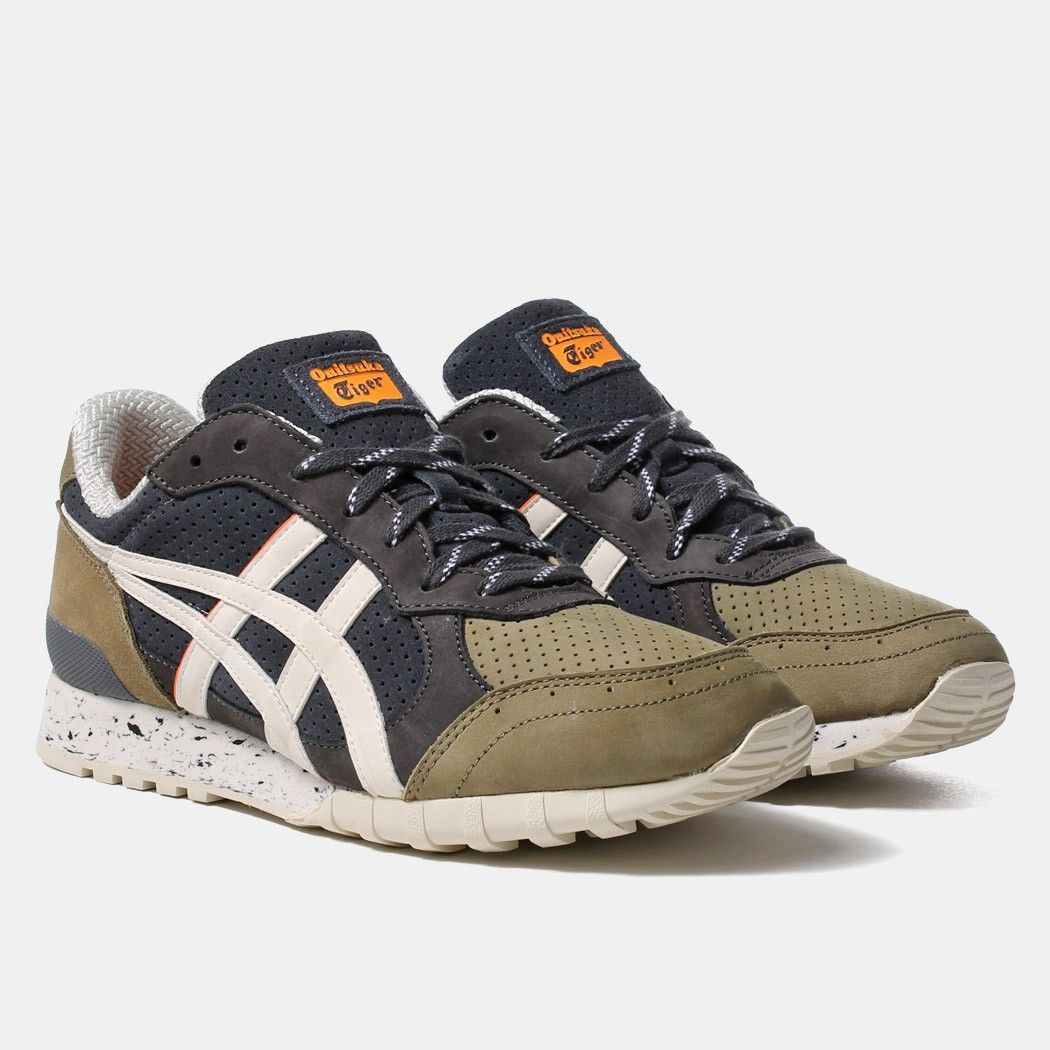 Onitsuka Tiger Colorado Eighty Five Shoes - Dark Grey/Off White