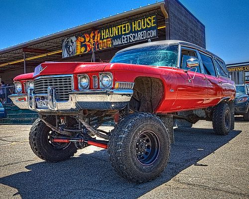 Hillbilly Swamp Hearse Comin To Get Me When I Die Hearse Old Vintage Cars Muddy Trucks