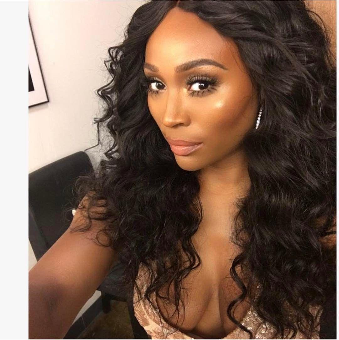 Cynthia Bailey of Real Housewives of Atlanta's makeup