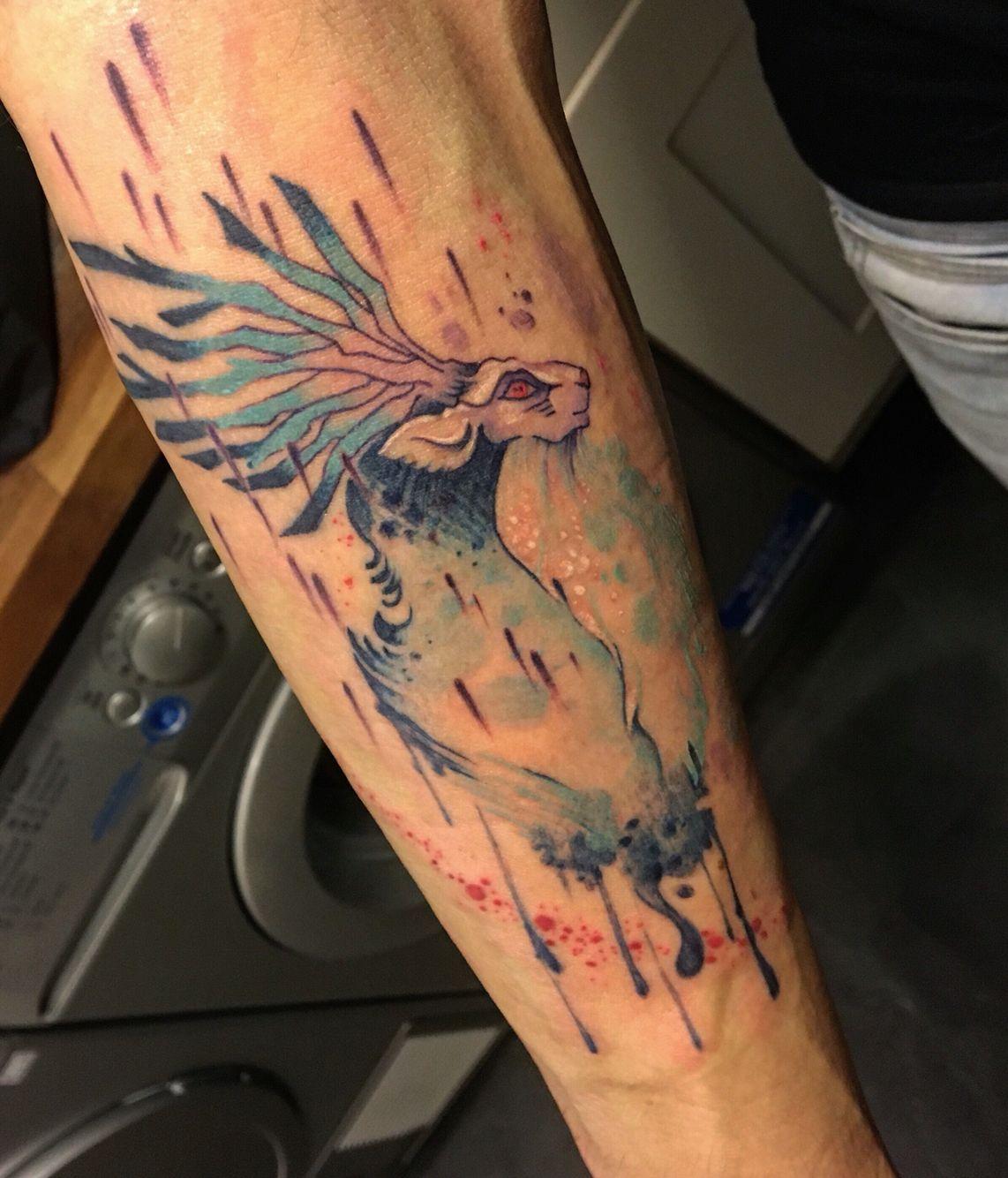 princes mononoke tattoo - Google Search   Inked ...   Princess Mononoke Tattoo Design
