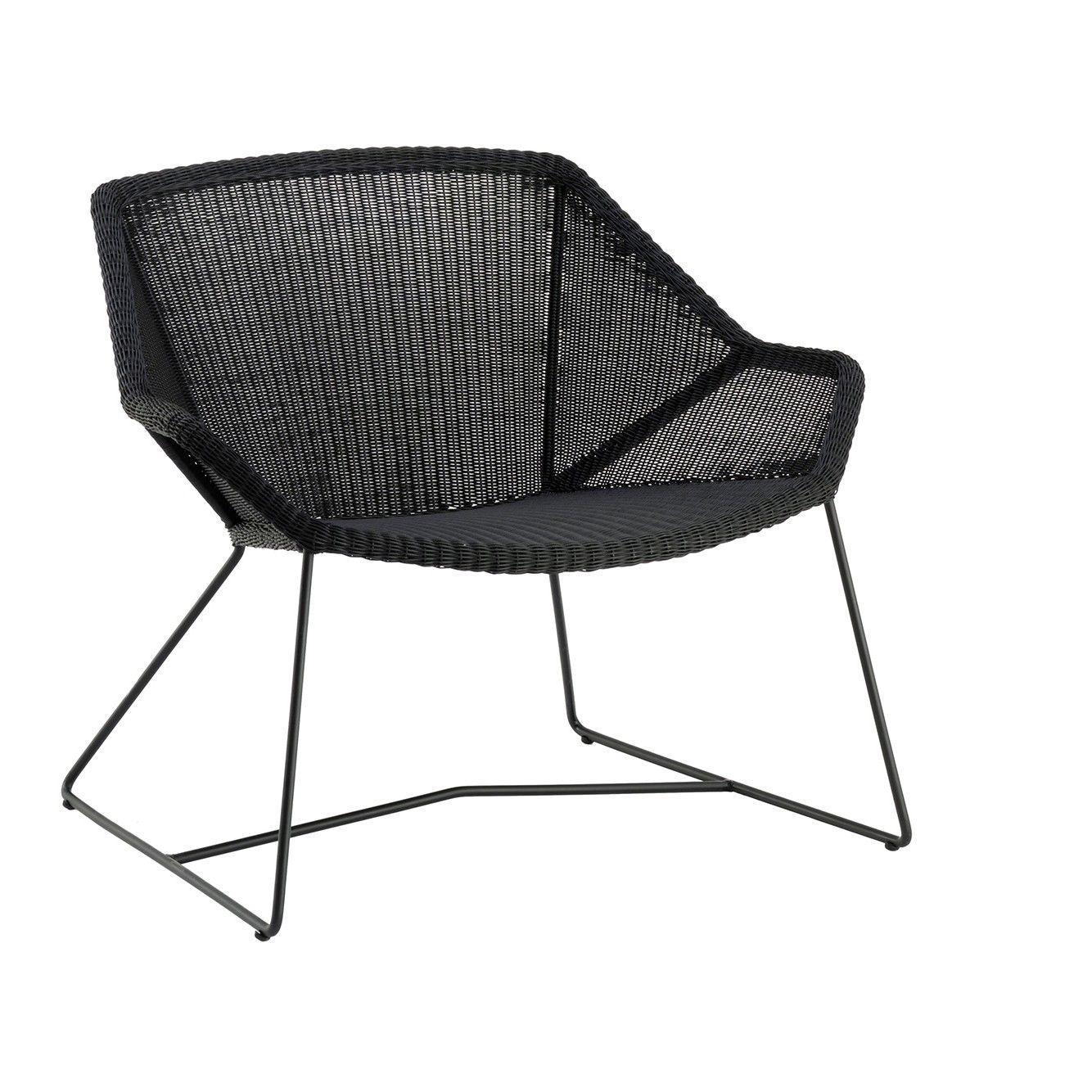Salon Lounge Breeze Fauteuilclub 03 Bk Bz 4 5468l Chaise