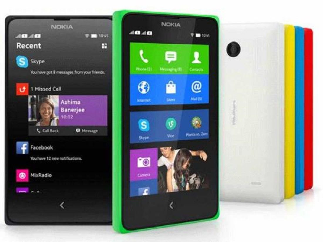 Microsoft android smartphone - Nokia X2 Android Smartphone Officially Introduced By Microsoft