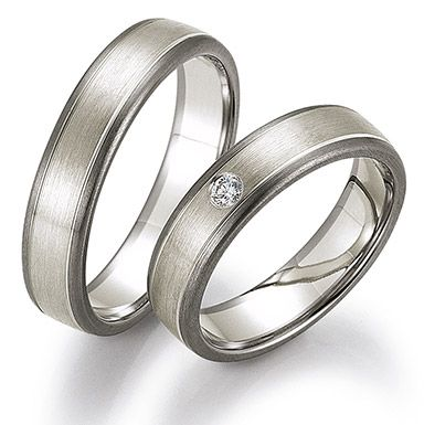 Trauringe Eheringe Day and Night  wedding band in 2019