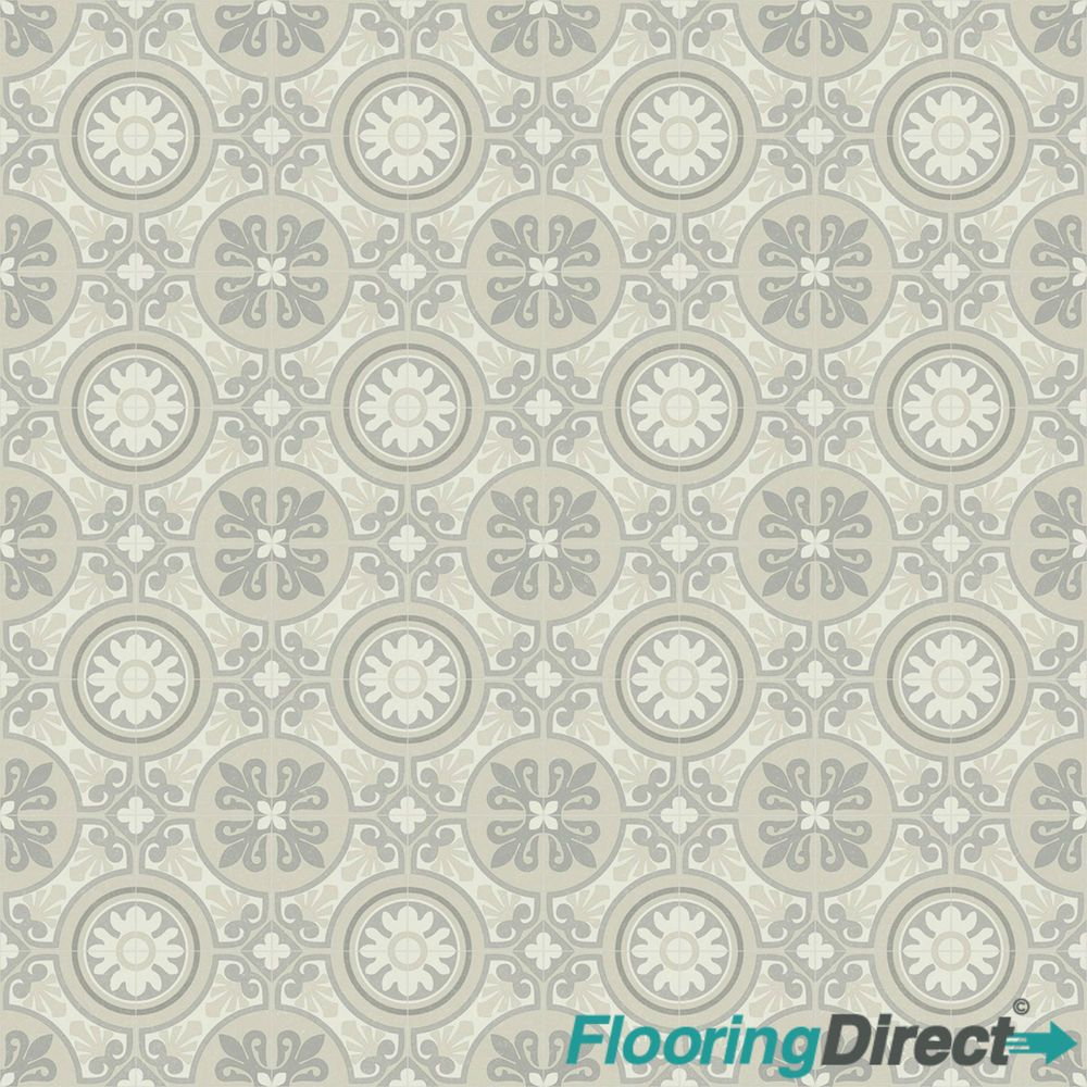Care Free Sheet Vinyl Flooring Is Perfect For Kitchens It: Details About Vinyl Flooring Geometric Mosaic Tile Non