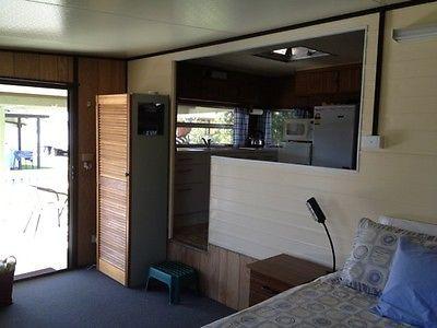 66e8e5cfd8 Onsite Caravan With Ensuite Furnished Ocean Lake Caravan Park Bermagui NSW