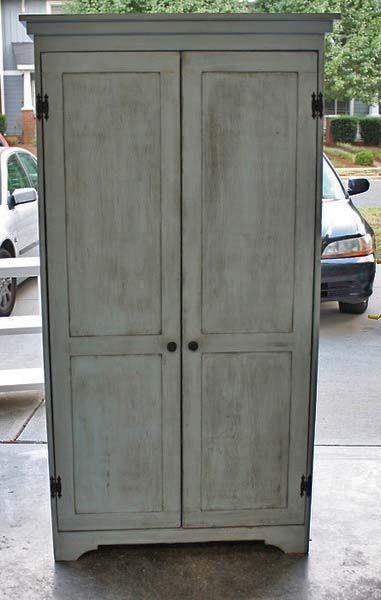 Simplest Armoire Diy Storage Cabinets Diy Dvd Storage