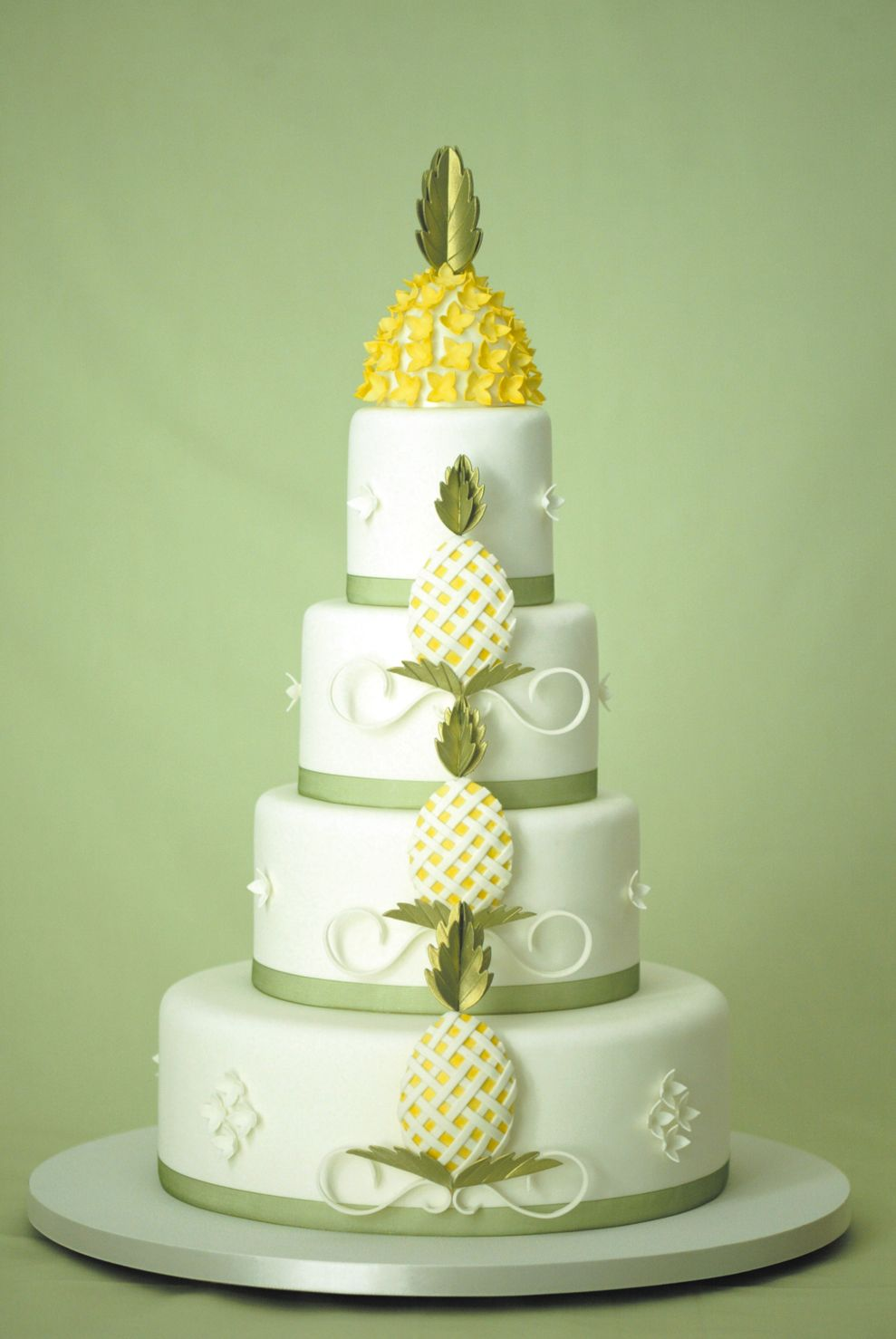 Cake Designs Pineapple Panache