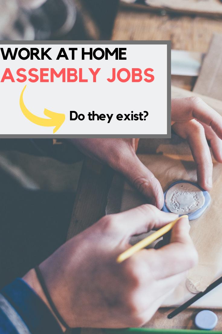work at home assembly jobs free starter kit
