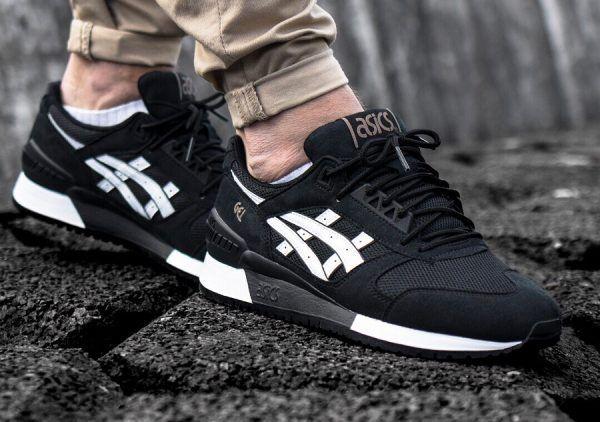 newest 119fa d5af9 Asics Gel Respector 'Black White'   Footwear in 2019   Asics ...