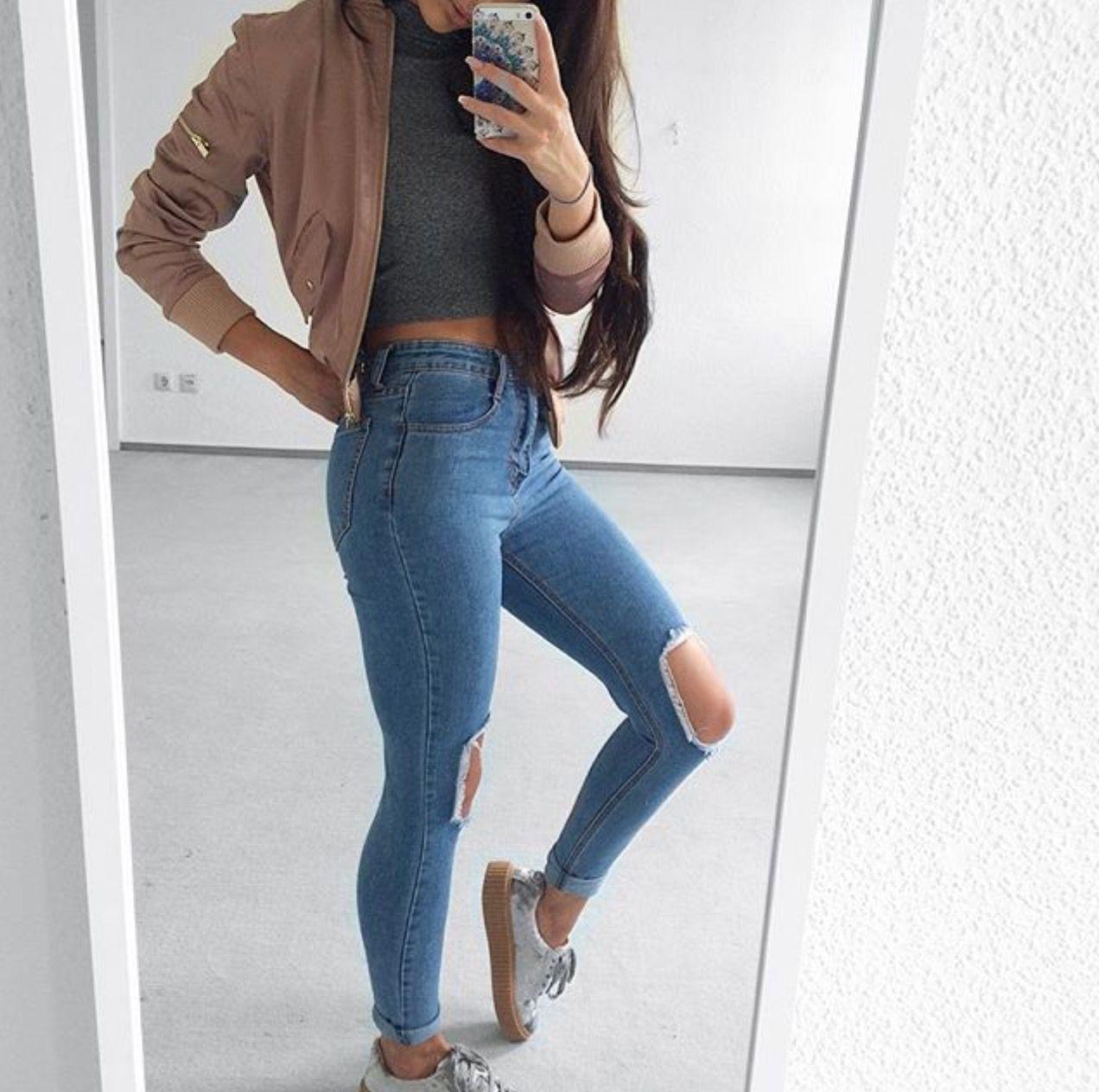 Ropa De Moda Para Adolescentes De 13 Anos Toda La Tendencia Moda Adolescente Ropa De Moda Ropa