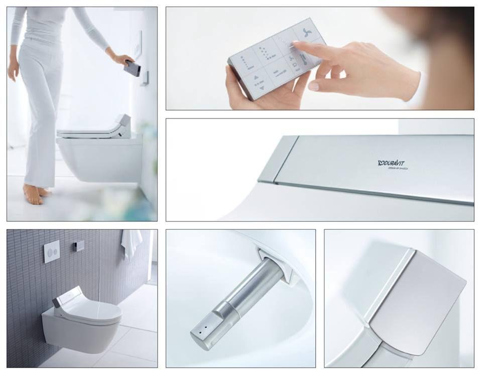 Duravit Sensowash duravit sensowash c bidet shower toilet seat bathroom trends