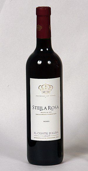 Stella Rosa Rosso Wine My Favorite Wine In The World A