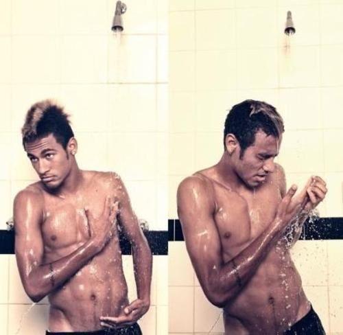 neymar nude