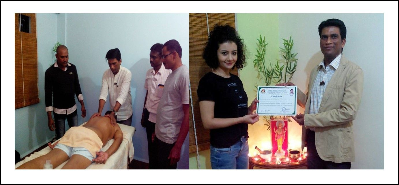 Government certificate courses we provide 1 ayurvedic massage ayurveda courses in pune xflitez Choice Image