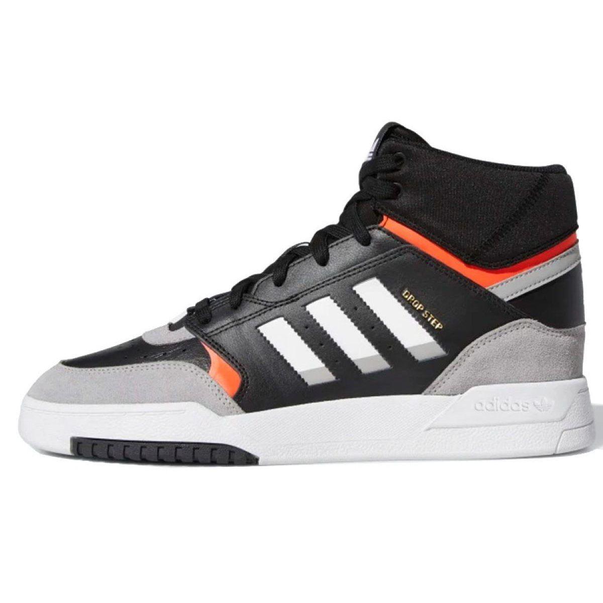 Buty Adidas Drop Step M Ee5219 Czarne Black Shoes Sport Shoes Men Shoes