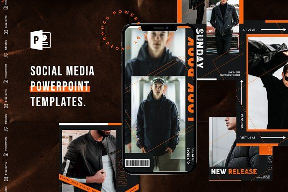 Photo of Instagram Story Template de ovozgraphics en Creative Market Need Social M …