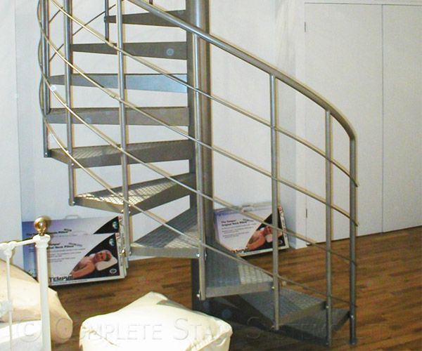 Stair Treads For Spiral Staircase #Spiral