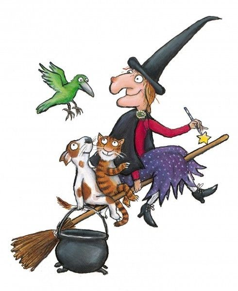 Room on the Broom | waterbirthplease | Room on the broom, Witch room,  Shadow puppets
