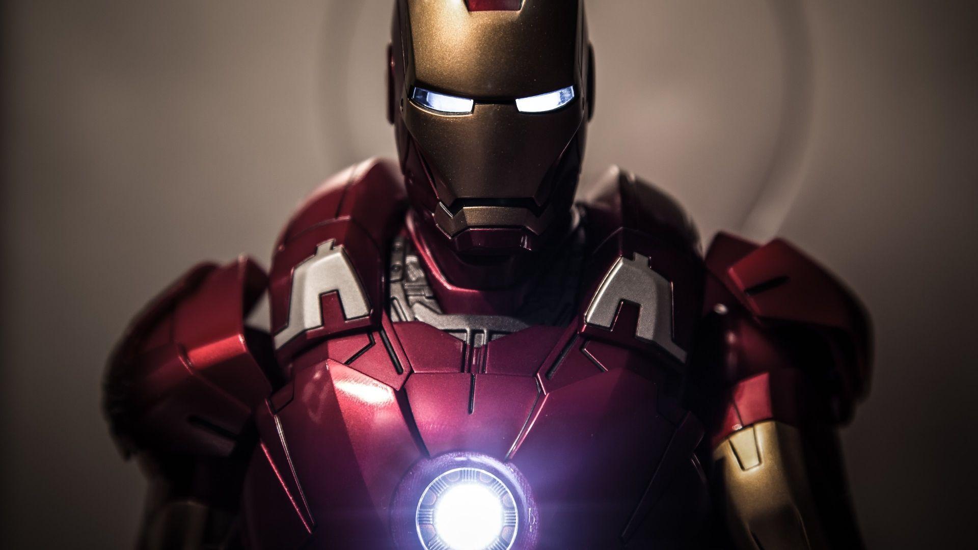 1920x1080 Wallpaper Iron Man Tony Stark Superhero Wallpaper