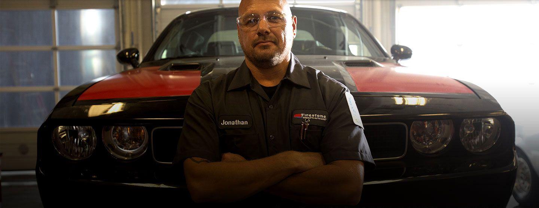 Tires, Auto Repair & Vehicle Maintenance Firestone