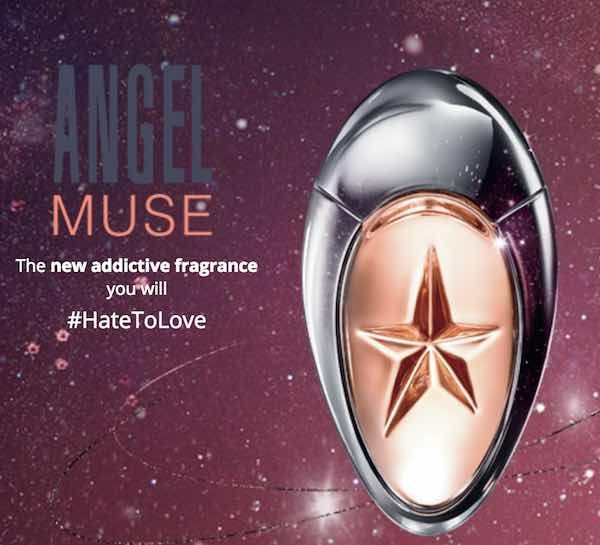 Free mugler sample