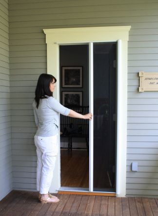 You Can Now Easily Screen Your Doors To Prevent Unwanted
