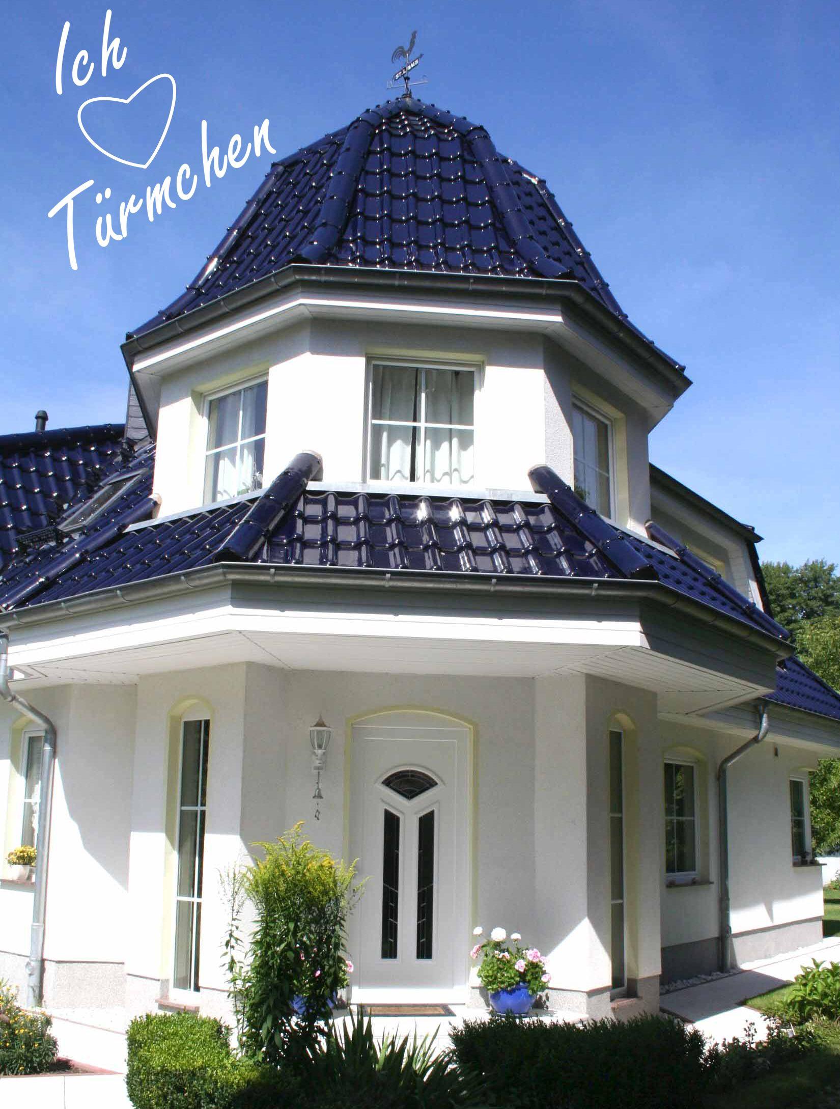 Diego Immobilien haus mit blauem dach und kleinem türmchen http diego immobilien