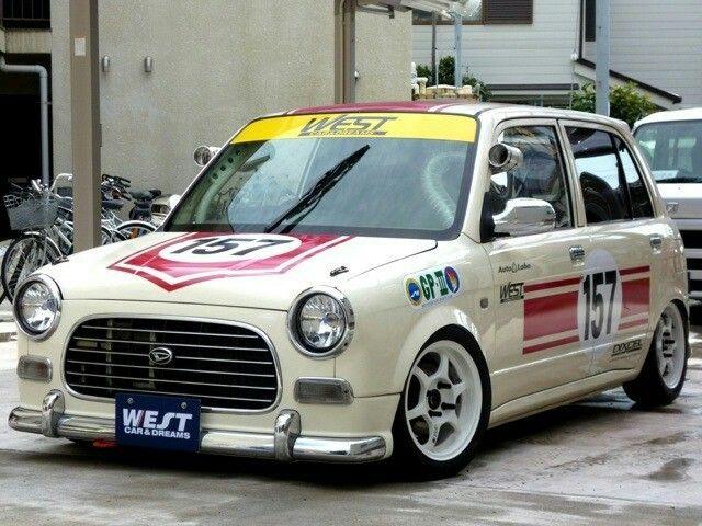 Daihatsu Mira Versi L200s Daihatsu Mira Kei Car