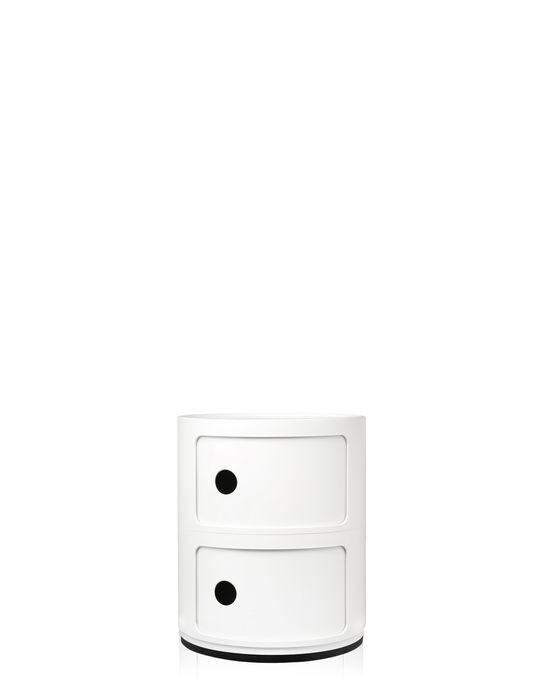 Meuble De Rangement Componibili De Kartell Petit Modele Blanc Meuble Rangement Meubles De Rangement Kartell