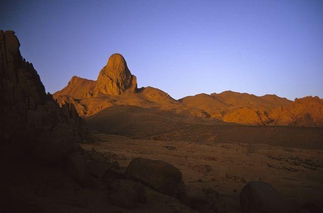 Ilaman, Algeria