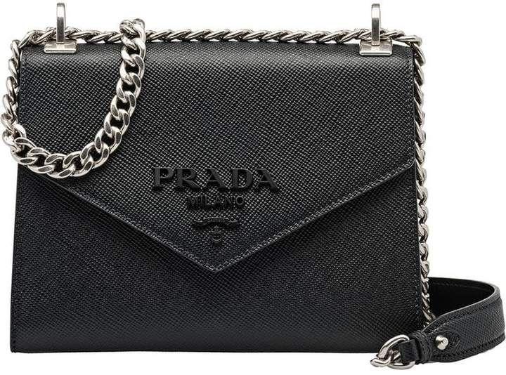 Photo of Prada Monochrome Saffiano Bag – Farfetch