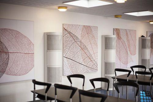 smart art panneau acoustique imprim panneaux acoustiques pinterest panneaux acoustiques. Black Bedroom Furniture Sets. Home Design Ideas