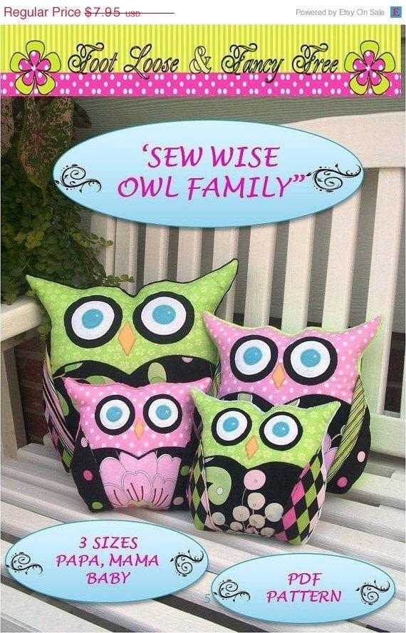 me encataria hacerlo  Owl family