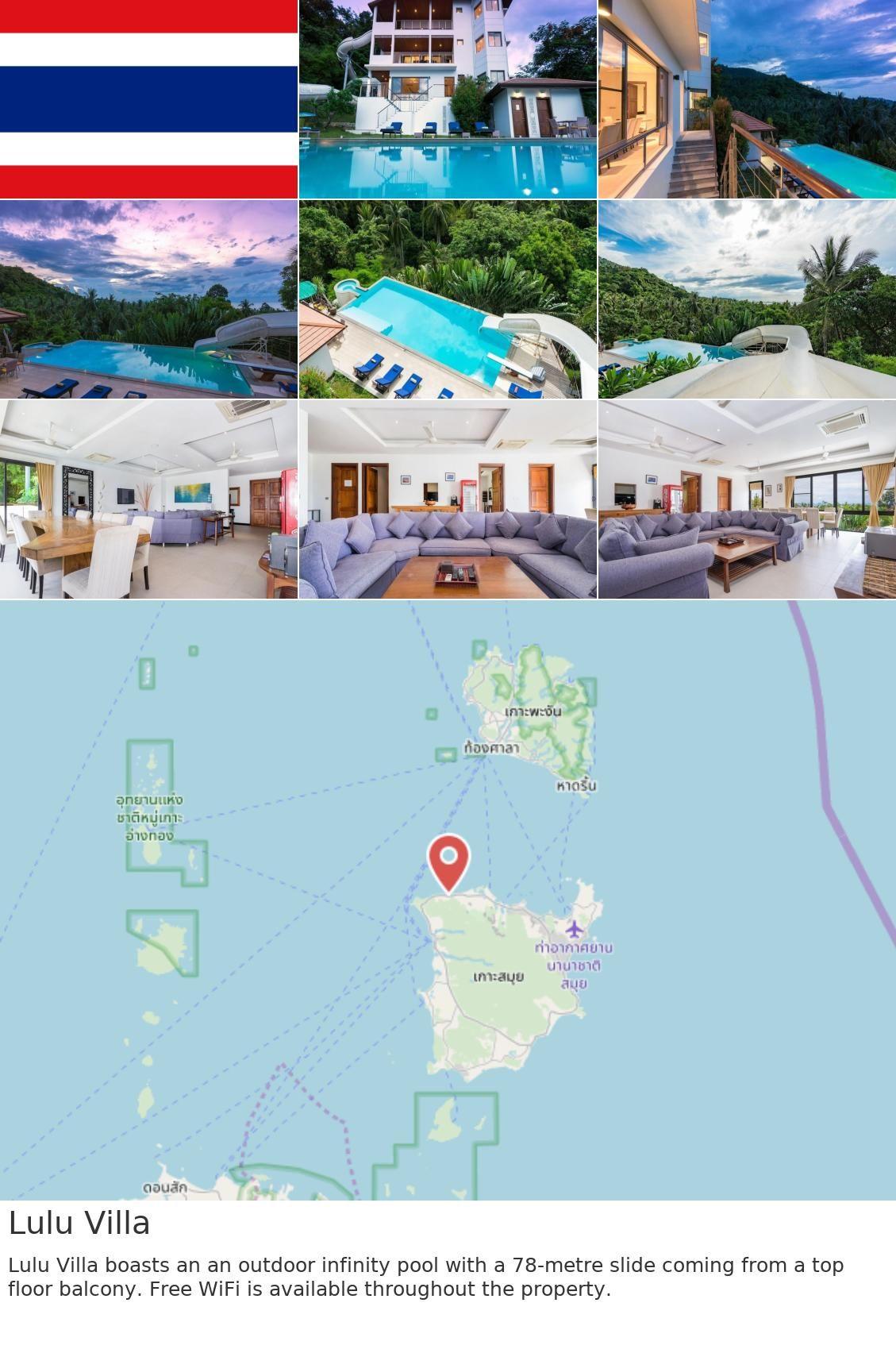 Lulu Villa V 2019 G Thailand