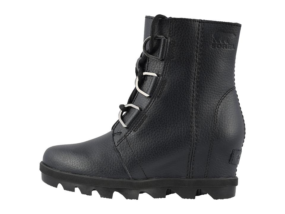 ffc45e051624 SOREL Kids Joan of Arctictm Wedge II (Little Kid Big Kid) Girls Shoes Black