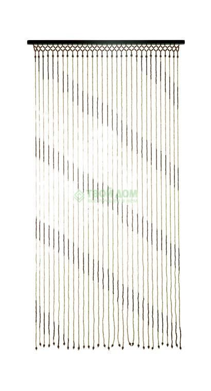 Занавеска Homedeco Декоративная занавеска из дерева 90х180 HDWF6814 (HDWF6814)