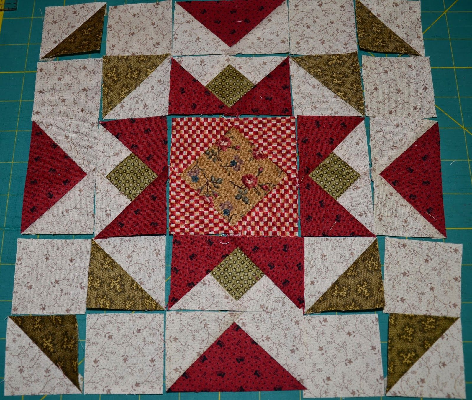 Sew'n Wild Oaks Quilting Blog
