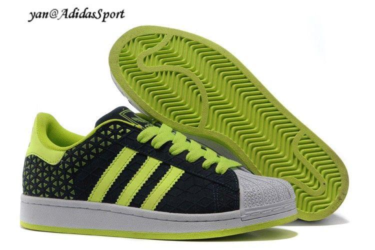 best sneakers 4a5b7 f4be3 Hombres Adidas, Zapatillas, Verde, Negro, Adidas Superstar, Zapatillas De  Deporte, Deporte, Samurai, Adidas Originals