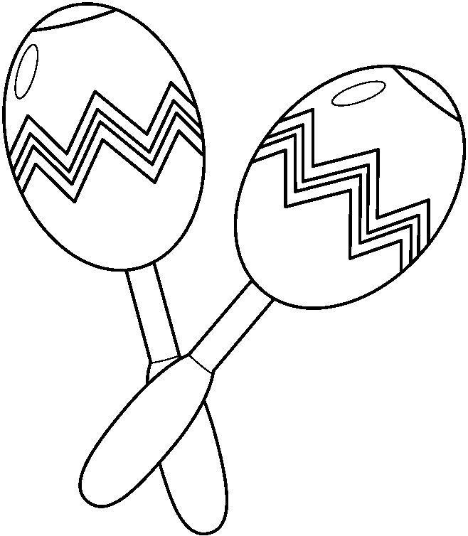 Recursos Para Educacion Infantil Dibujos De Instrumentos Musicales Dibujos De Instrumentos Musicales Dibujos Musicales Paginas Para Colorear