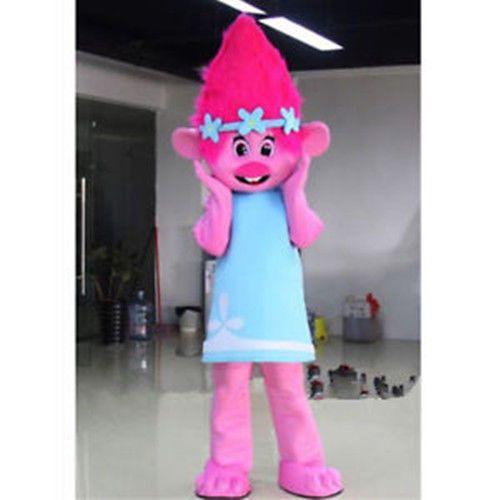 Parade Pink Panther Mascot Costume Halloween Party Xmas Cartoon Dress Outfit HOT