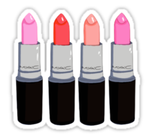 lipstick  Sticker
