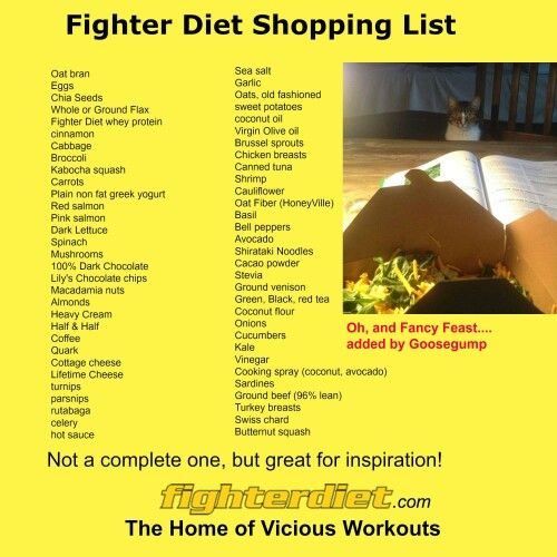 Free printable weight loss diet plan