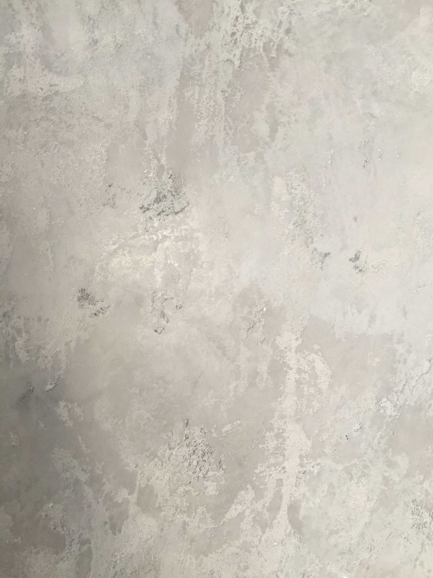 Decorative distressed concrete polished plaster | DIY ...