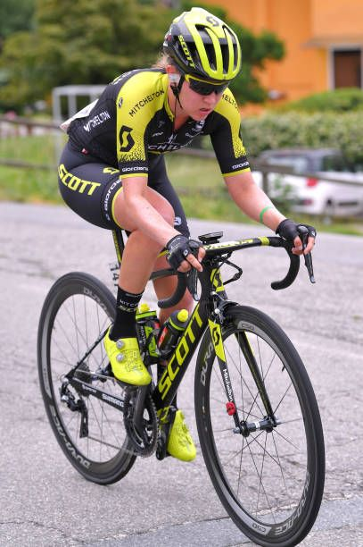 Jessica Allen Of Australia And Team Mitchelton Scott During The Pro Cycling Women Cycling Girls Cycling Women