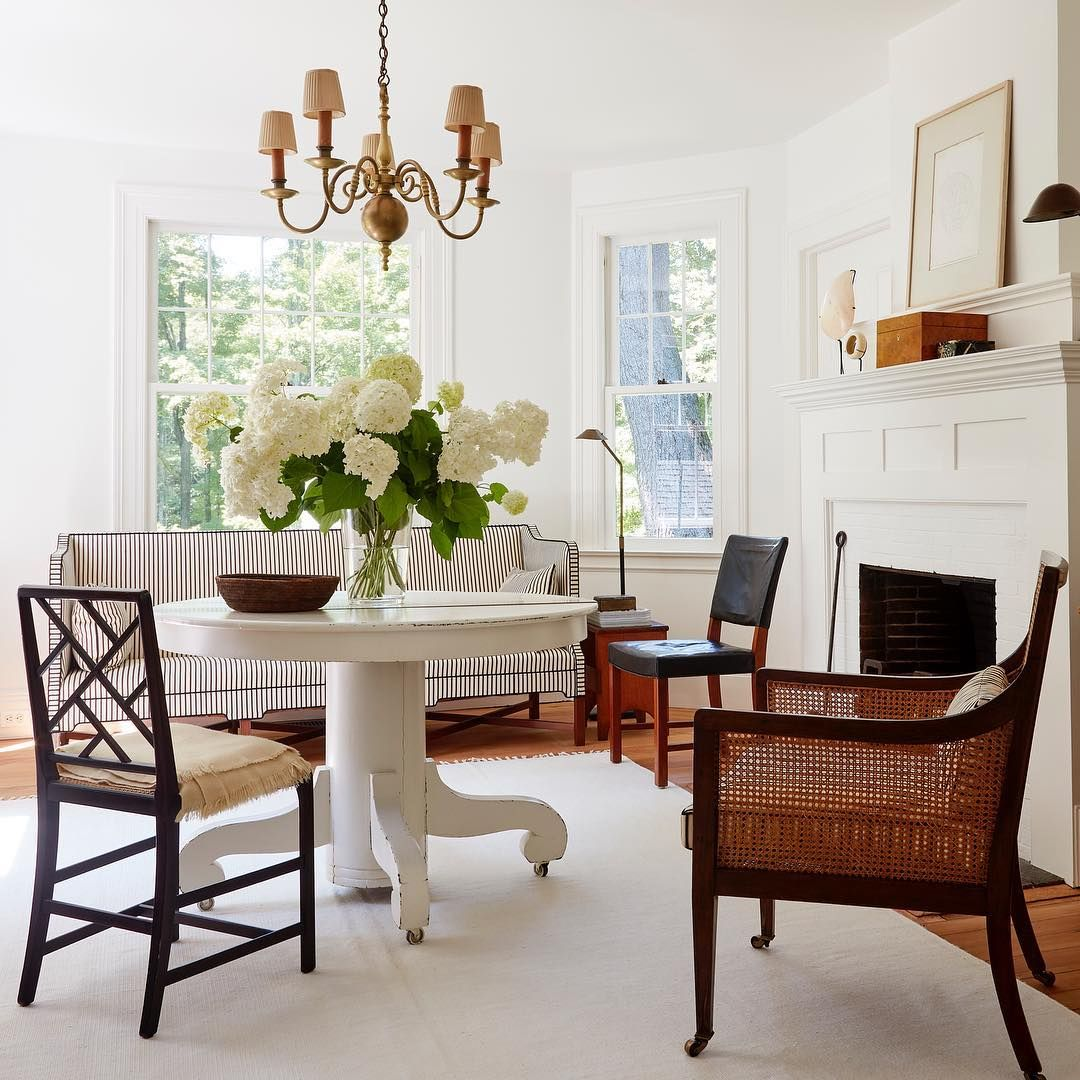 Habitually Chic® » Chic Connecticut Cottage Of Michael